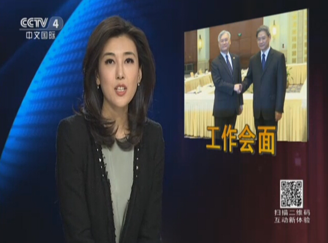 张志军:两岸关系再面临道路选择 应把握正确方向