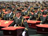 68具在韩中国志愿军遗骸入殓 20日归还中方