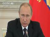 普京:应坚定维护二战历史的真实性
