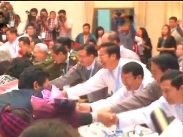 缅甸:缅政府与地方武装举行停战和谈