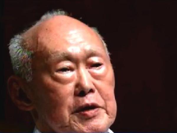 新加坡:李光耀病情恶化 正接受治疗