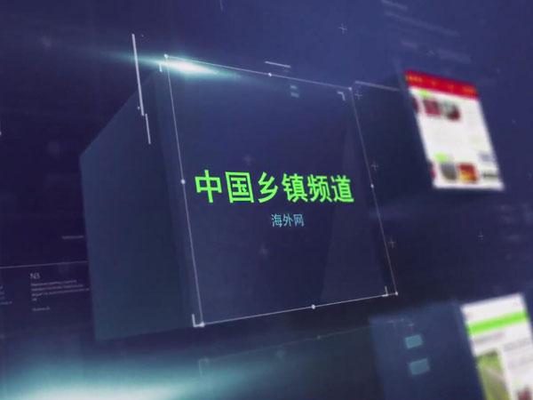 中国乡镇频道宣传片