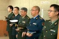 在韩中国志愿军烈士遗骸入殓仪式举行