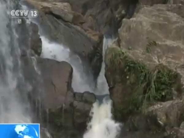 暴雨致景区突发山洪8人遇难