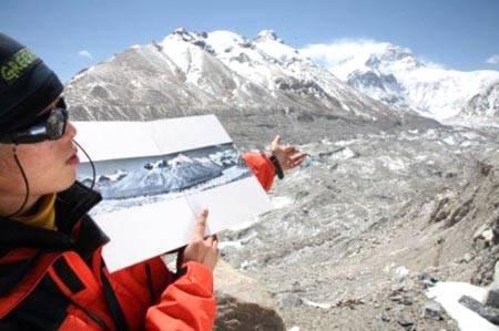青藏高原冰川消融黑碳源头何在?