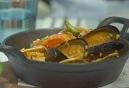 海鲜铁锅饭——混搭好味道(马来西亚)