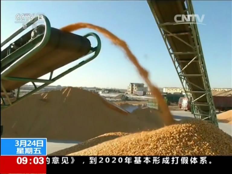 三省一区继续深化粮食收储改革