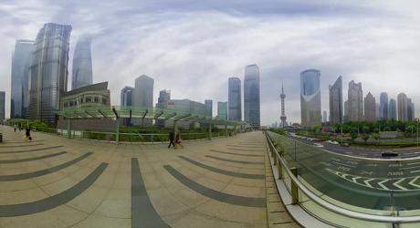 《VR城市》-上海