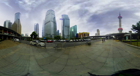 《VR城市》-上海2