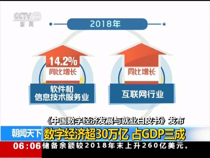 《中国数字经济发展与就业白皮书》发布